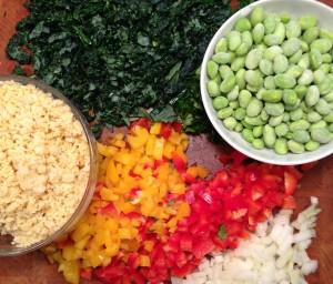 Millet ingredients