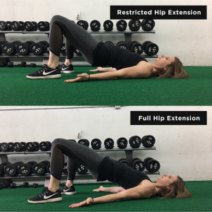 Hips Extension Patterns
